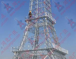 公安局组合塔施工